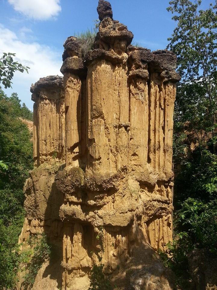 Pha chor,Grand Canyon Chiang Mai,Thailand by kaimu662 (4/6)