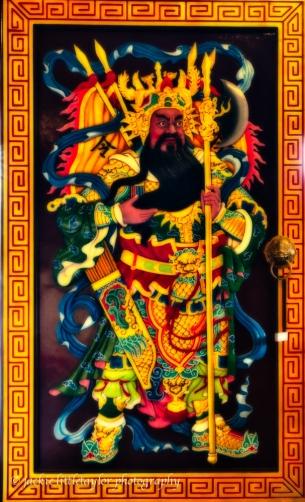 door 1 Guanau-Nabon Chinese Taoist Shrine
