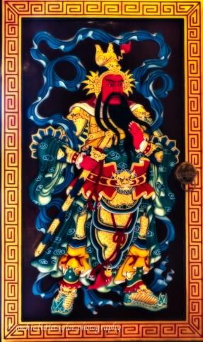 door 5 Guanau-Nabon Chinese Taoist Shrine