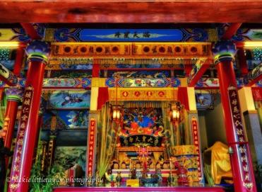 alter of gods Guanau-Nabon Chinese Shrine