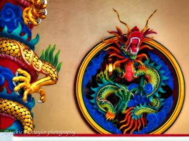 Serpent in the Window Guanau-Nabon Shrine