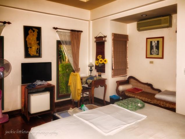 main Viila bedroom