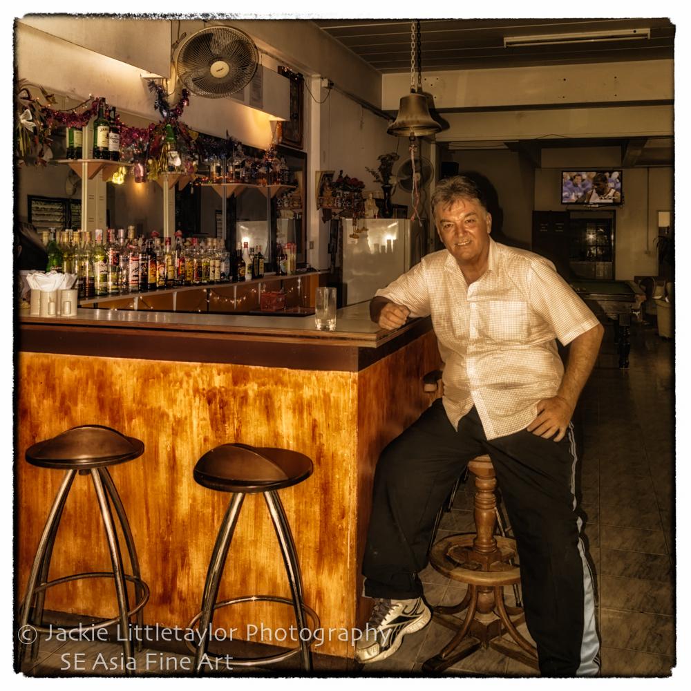 Boomers cafe bar Kamala Thailand