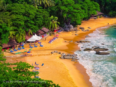 Laem Sing Beach Thailand