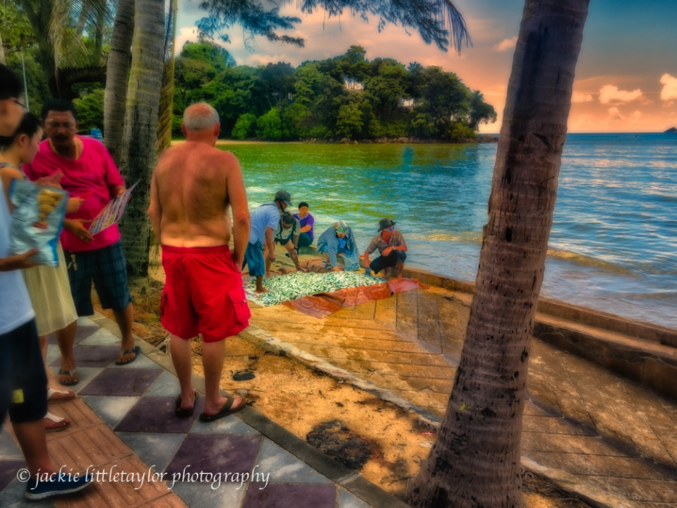 fresh fish Patong Beach