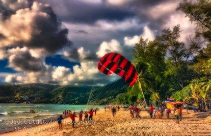 fun and sun Patong Beach