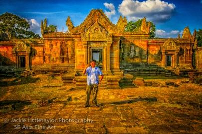 World Heritage Site Preah Vihear Cambodia 13 HDR