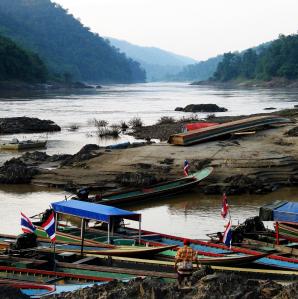 The Salween River (Wikipedia)