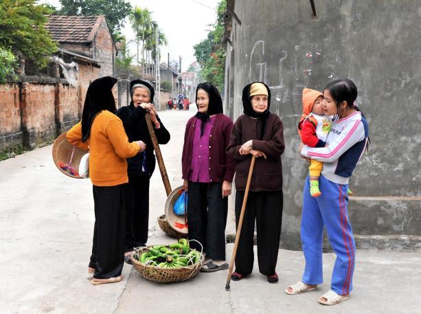 Chuyện làng chuyện nước.....Chating VU Ngoc