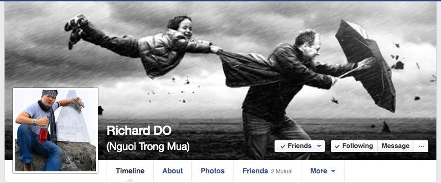 Richard Do FaceBook