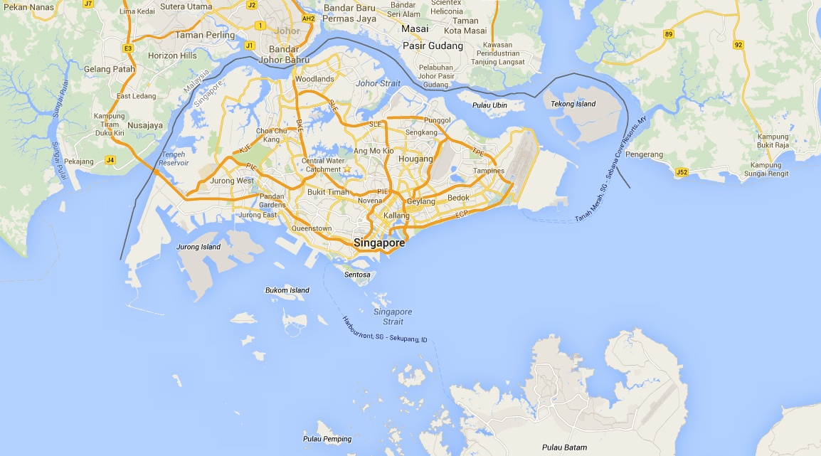 Google Maps Katsuya Locator Map Flag: Singapore Travel Culture And More