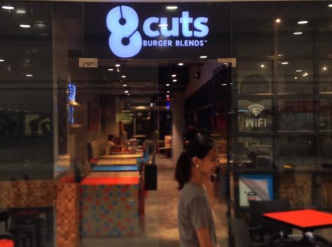 8 Cuts Burger Blends SM Megamall