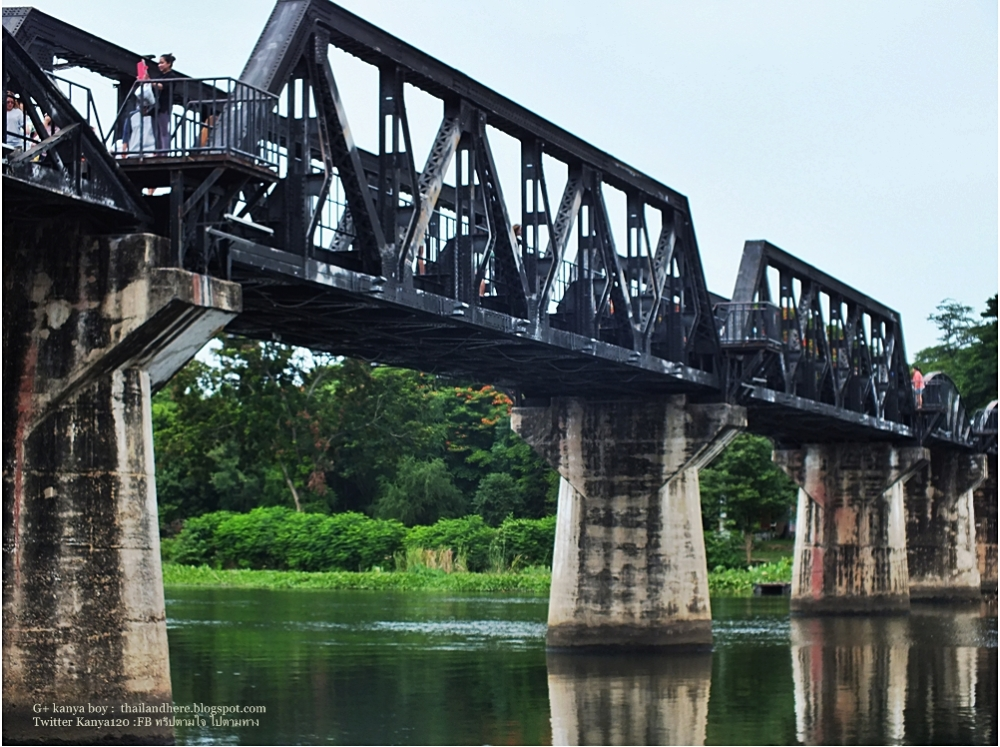 Bridge over River Kwai Festival November 28th thru December 7th 2015  Thailand by jackie