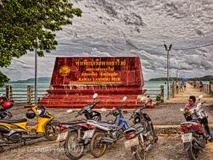 Rawai Landing Pier HDR