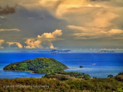 Cape Panwa Markham Bay and Chalong Bay