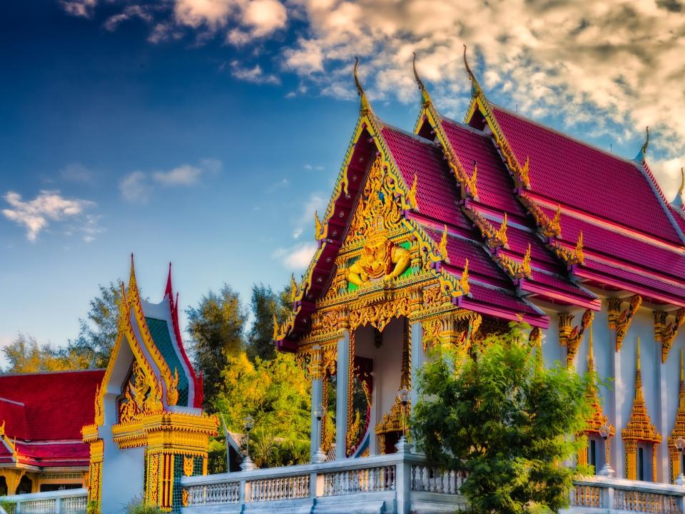 Wat Nai Harn Phuket Thailand
