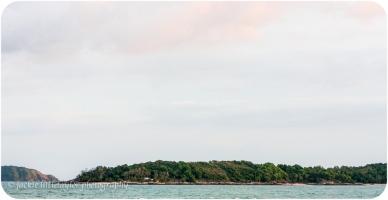 Bon Island across from Rawai