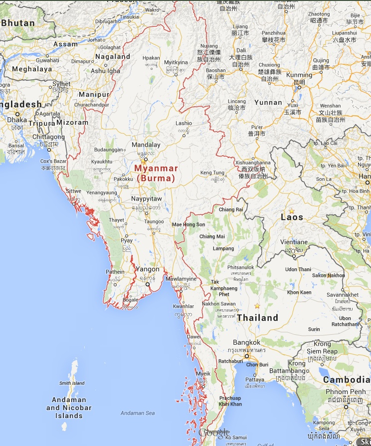 Republic_of_the_Union_of_Myanmar_-_Google_Maps