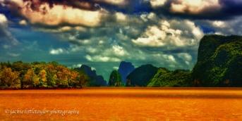 Koh Panyee Village Phang Nga Bay Thailand