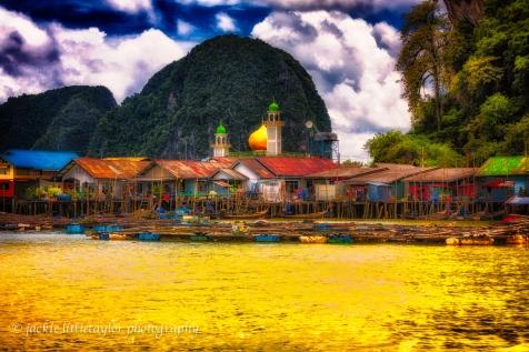 Koy Panyee Thailand Fishing Village impression