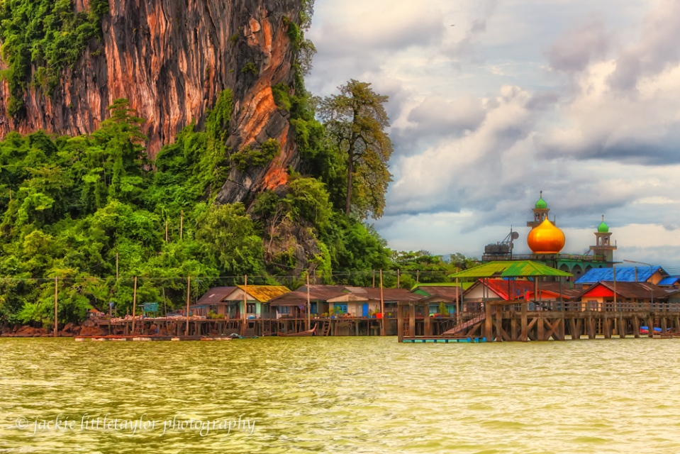 Fishing Village Koh Panyee impression