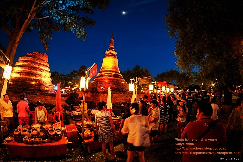 loy krathong essay What is a yi peng lantern made of a traditional khom loi (floating lantern) is made of natural materials and is generally considered environmentally friendly.