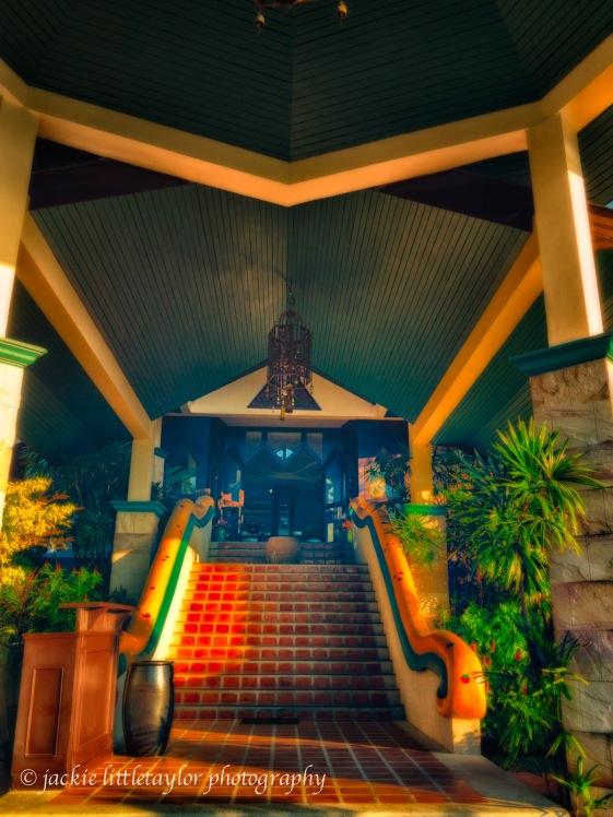 entrance Mangosteen
