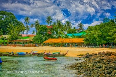 beach Phi Phi Don
