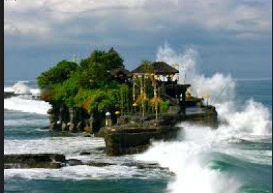 Tanah Lot Indonesia from Wikipedia