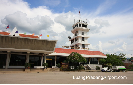 Luang Prabang Airport Laos
