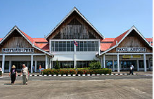 Pakse Laos International Airport