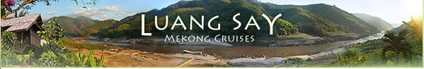 Luang Say Mekong River Cruise