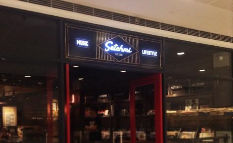 Satchmi 4th level, Fashion Hall, SM Megamall