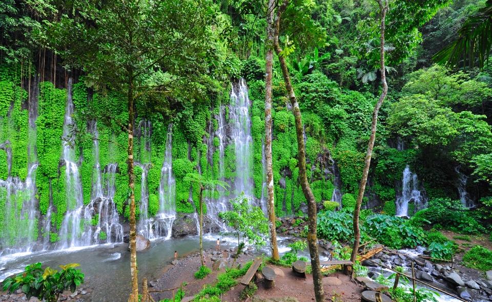 Asik- Asik Falls