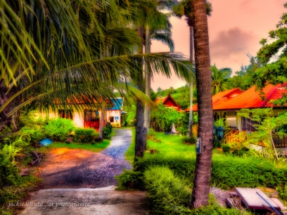 resort cottages Ya Nui Beach