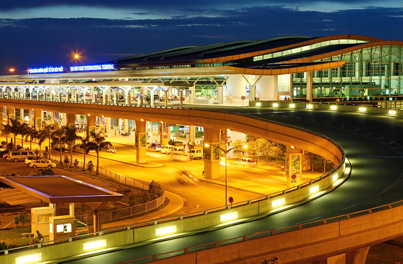 Tan Son Nhat Airport Vietnam