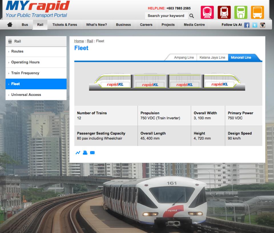 monorail Malaysia