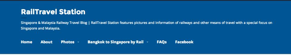 RailTravel Stations Malaysia