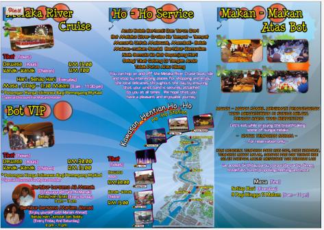 Melaka River cruise Malaysia