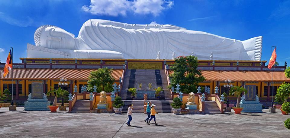Chùa Hội Khánh The Pagoda Opening