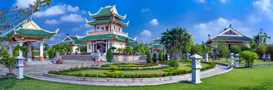 Văn Miếu Trấn Biên Temple Of Literature, The Border Guard