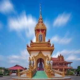 Chùa Kmer (Bạc Liêu) Kmer Pagoda (Vietnam)