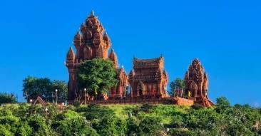 Tháp champa Phan Rang Phan Rang champa Tower