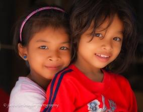 kids issan Village life girls 2