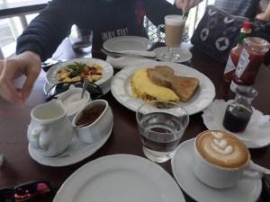 Breakfast at Antonio's