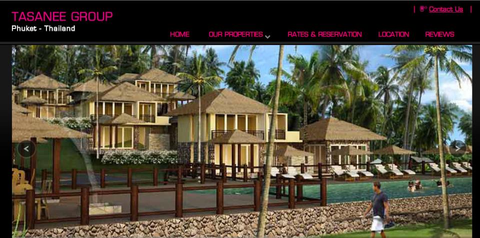 Phuket Beach Villa Rentals