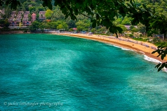 Nai Harn Beach from Promthep cape