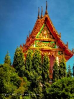 Wat Sapum Thammaram Phuket Thailand
