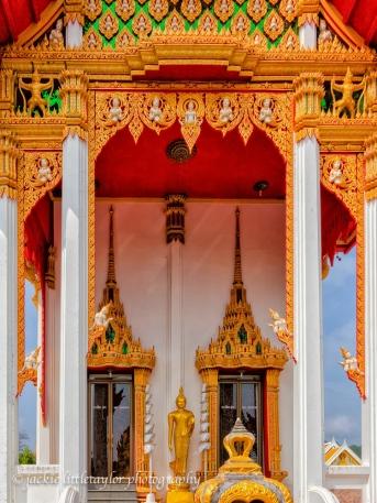 Wat Sapum Thammaram Front