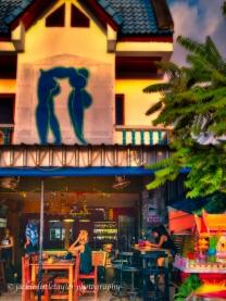 Crazy Bar Kamala Phuket Thailand